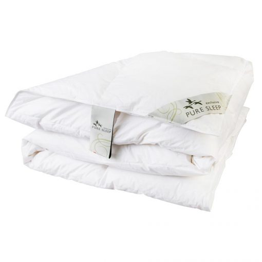 Pure Sleep Exclusive Lun helårsdyne med moskusdun