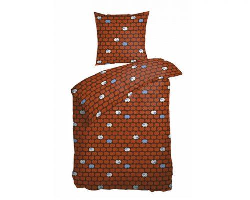 Æbler brun sengetøj fra Night & Day