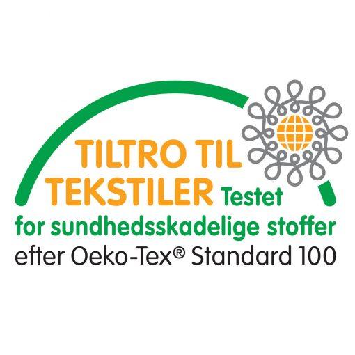 Oeko-Tex certificering