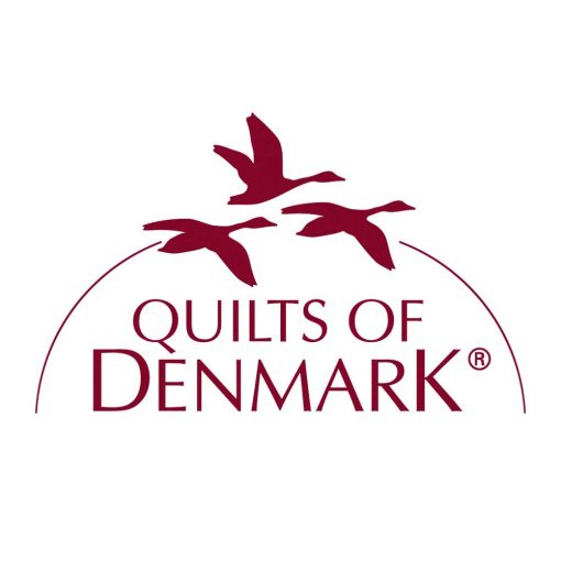 Quilts of Denmark logo