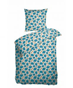 Sove Trine Turkis Sengetøj