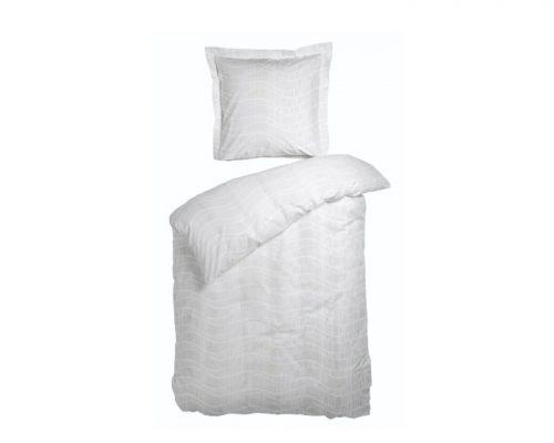 Flow hvid sengesæt fra Night & Day