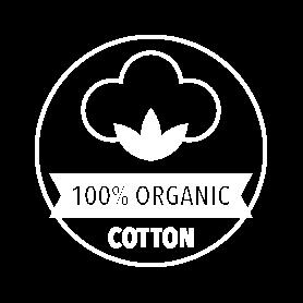 100 organic bomuld