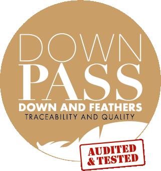 DownPass certifikat