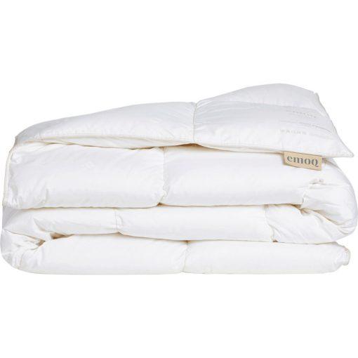 Emoq Lux helårsdyne hvide gåsedun