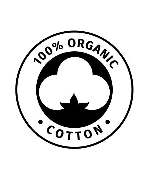 100% økologisk bomuld